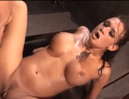 Peliculas y videos pornos, woman with two vaginas having sex